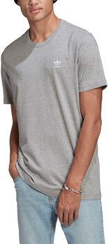 adidas LOUNGEWEAR Adicolor Essentials Trefoil T-shirt Heren Grijs
