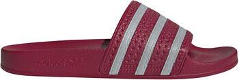adidas Adilette Badslippers Rood