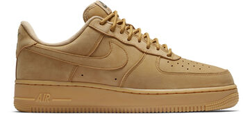 brand new 8f040 bfd42 Nike Air Force 1 07 WB sneakers Heren Bruin