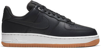 Nike Air Force 1 '07 Premium sneakers Dames Zwart