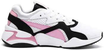 Puma Nova 90 Block sneakers Dames Wit