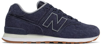 New Balance ML 574 sneakers Heren Blauw