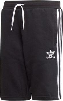adidas Fleece kids short Jongens Zwart
