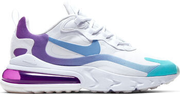 Nike Air Max 270 React sneakers Dames Wit