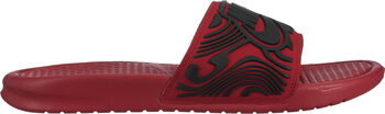 Nike Benassi Just Do It SE slippers Heren Rood