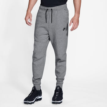 Nike Sportswear Tech Fleece joggingsbroek Heren Grijs