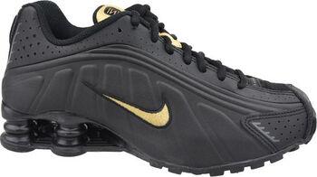 Nike  Shox R4 Jongens Zwart