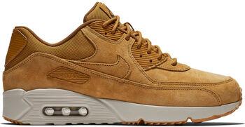 Nike Air Max 90 Ultra 2.0 Leather sneakers Heren Geel