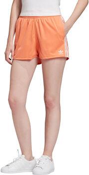 adidas 3-Stripes short Dames Roze