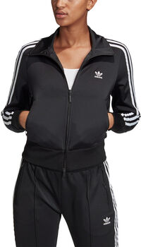 adidas Firebird trainingstop Dames Zwart