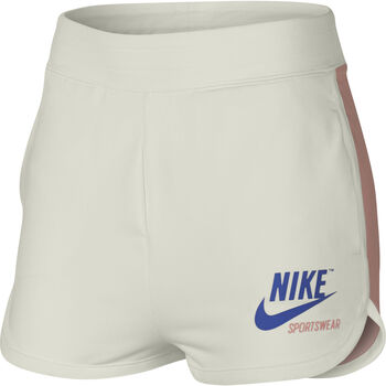 Nike NSW short Dames Wit