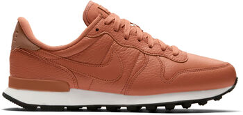 Nike Internationalist Premium sneakers Dames Bruin