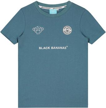 Black Bananas F.C. Basic kids t-shirt Jongens Blauw