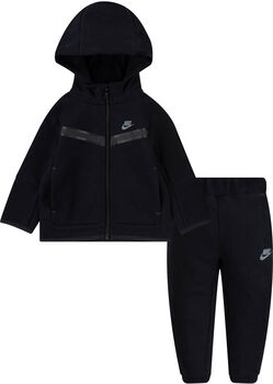 Nike Sportswear Tech Fleece kids set Jongens Zwart