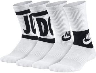 Performance Cushioned Crew Training sokken (3 Paar)