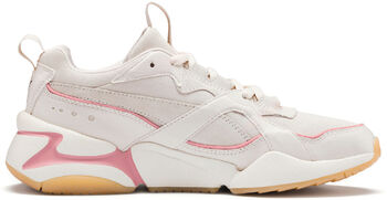 Puma Nova 2 Suede sneakers Dames Roze