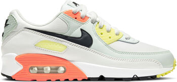 Nike Air Max 90 sneakers Dames Wit