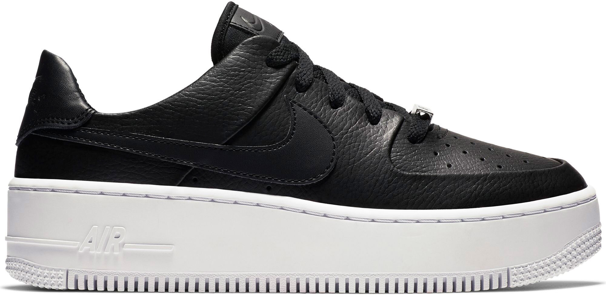 nike air force 1 low suede black dames