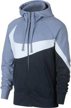 Nike Sportswear HBR hoodie Heren Blauw