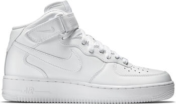Nike Air force 1 Mid '07 Heren Wit