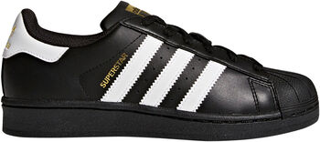 adidas Superstar Foundation - kids Zwart