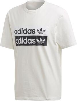 ADIDAS Vocal Logo shirt Heren Wit