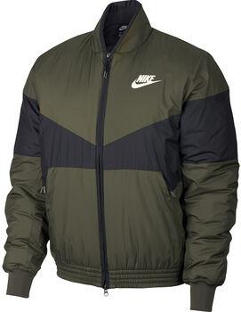 Nike Sportswear bomberjack Heren Groen