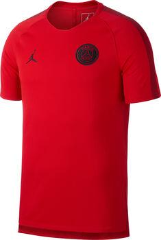 Nike Paris Saint Germain Breathe Squad shirt Heren Rood