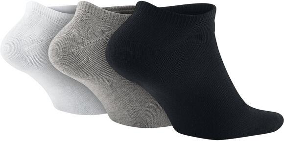 Value No Show 3-pack sokken