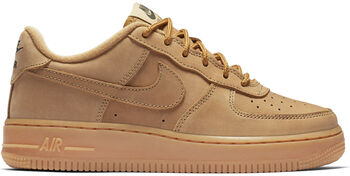 Nike Air Force 1 Winter Premium sneakers Jongens Bruin