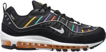 Nike Air Max 98 Premium sneakers Heren Zwart