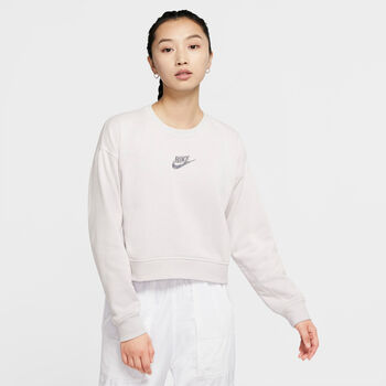 Nike Sportswear Long-Sleeve shirt Dames Grijs