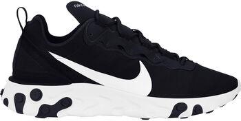 Nike React 55 hardloopschoenen Heren Zwart