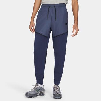 Nike Sportswear Tech Fleece broek Heren Blauw