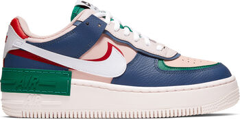 Nike Sportswear Air Force 1 sneakers Dames Blauw