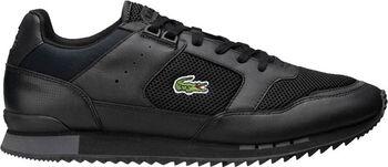 Lacoste Partner Piste sneakers Heren Zwart