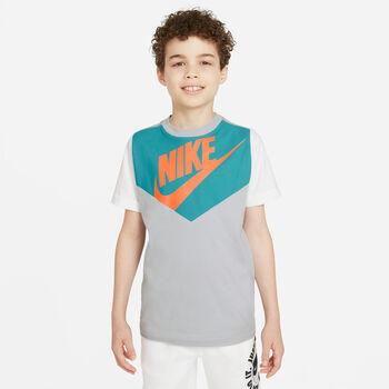 Nike Sportswear kids t-shirt Jongens Zwart