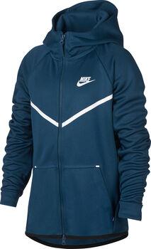 Nike Sportswear Tech hoodie Jongens Blauw