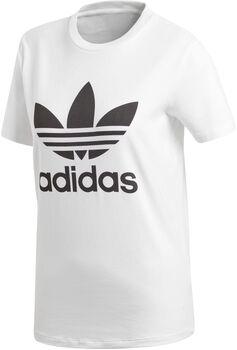 ADIDAS Trefoil t-shirt Dames Wit