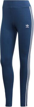 ADIDAS 3-Stripes tight Dames Blauw