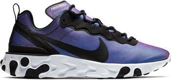 Nike React Element 55 Premium sneakers Heren Zwart