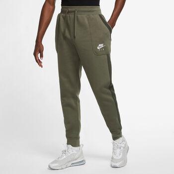 Nike Air Fleece broek Heren Groen