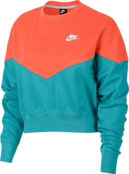 Nike Sportswear sweater Dames Groen