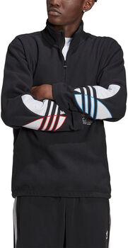 adidas Adicolor Polar Fleece Sweatshirt Heren Zwart