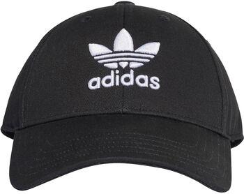 adidas Trefoil Honkbalpet Heren Zwart