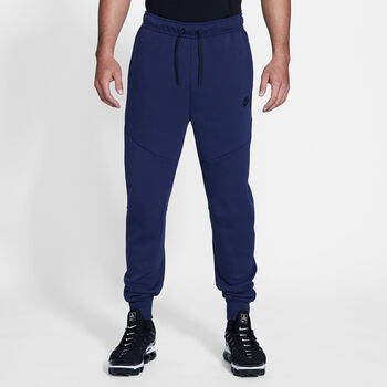 Nike Sportswear Tech Fleece joggingsbroek Heren Blauw