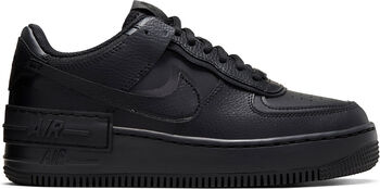 Nike Sportswear Air Force 1 sneakers Dames Zwart