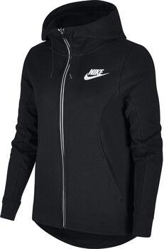 Nike Sportswear Advance 15 hoodie Dames Zwart
