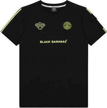 Black Bananas Unity t-shirt Heren Zwart
