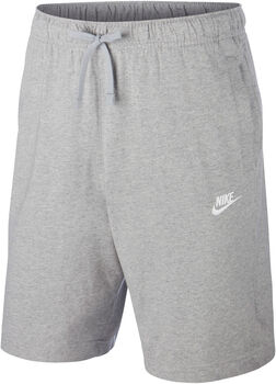 Nike Sportswear Club short Heren Grijs